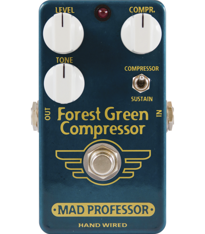 MAD PROFESSOR - FOREST GREEN COMPRESSOR HW