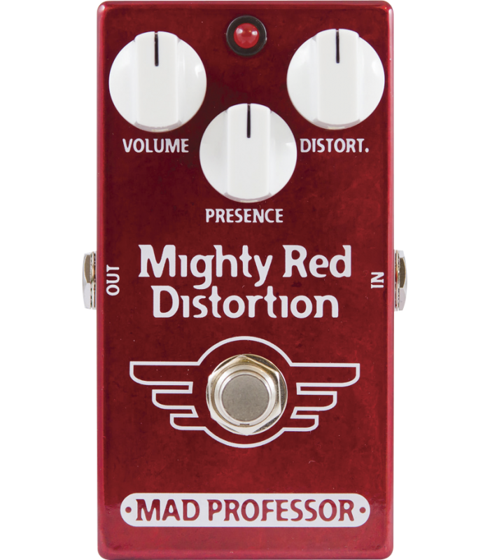 MAD PROFESSOR - MIGHTY RED DISTORTION FT