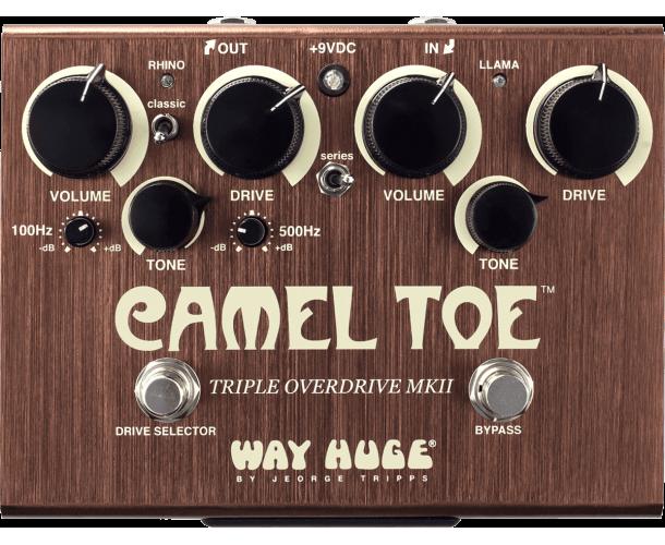 WAY HUGE - CAMEL TOE TRIPLE OVERDRIVE MKII