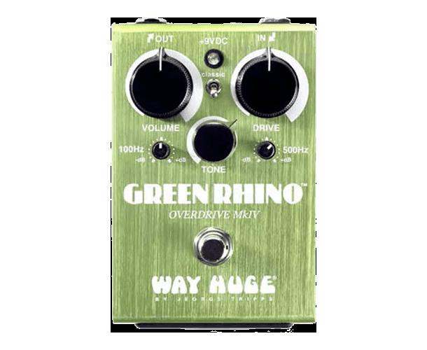 WAY HUGE - GREEN RHINO OVERDRIVE MKIV