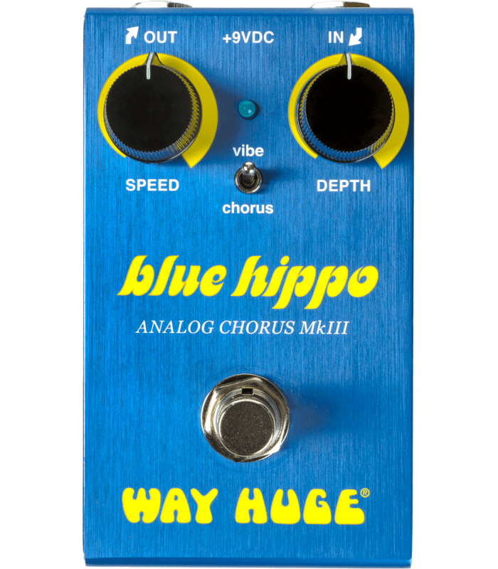 WAY HUGE - BLUE HIPPO MINI