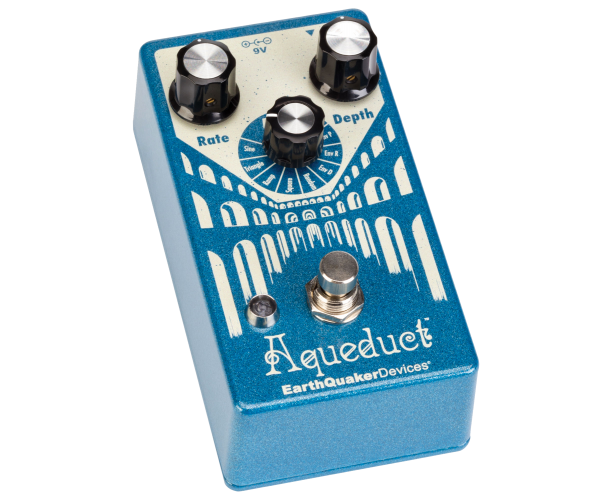 EARTHQUAKER DEVICES - AQUEDUCT