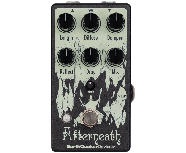 EARTHQUAKER DEVICES - AFTERNEATH V3