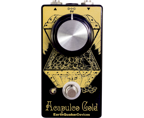EARTHQUAKER DEVICES - ACAPULCO GOLD V2