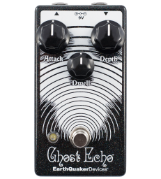 EARTHQUAKER DEVICES - GHOST ECHO REVERB V3