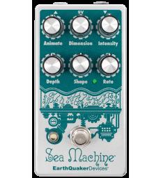 EARTHQUAKER DEVICES - SEA MACHINE V3