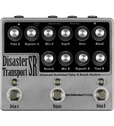 EARTHQUAKER DEVICES - DISASTER TRANSPORT SR