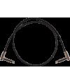 ERNIE BALL - CABLES INSTRUMENT PATCH - COUDé FIN & PLAT - 60 CM