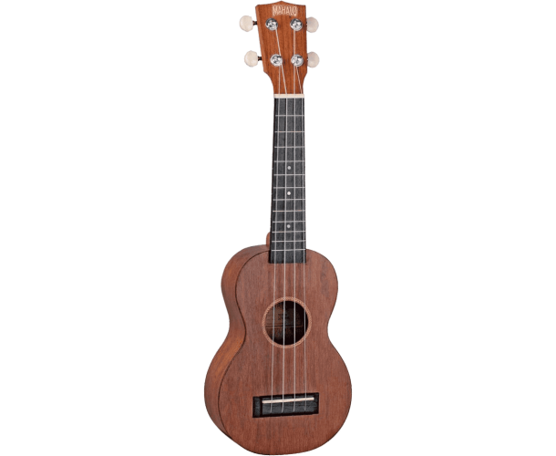 MAHALO - KAHIKO SOPRANO TRANSPARENT BROWN + PACK ACCESSOIRES
