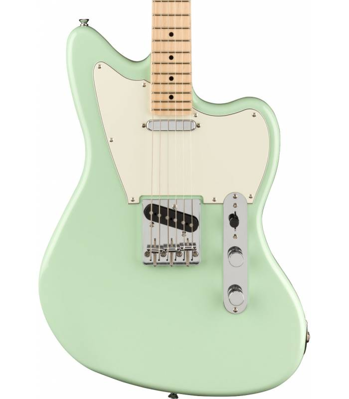 SQUIER PARANORMAL OFFSET TELECASTER® SURF GREEN