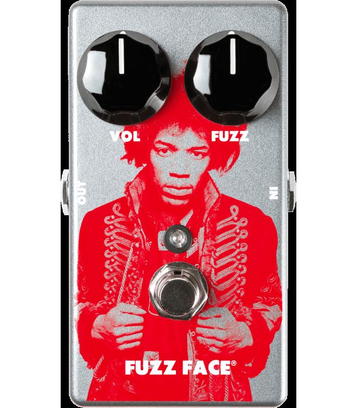 DUNLOP - FUZZ FACE DISTORTION