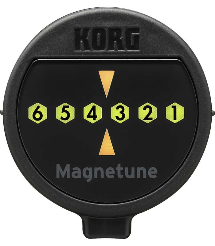 KORG - ACCORDEUR GUITARE BASSE MAGNETIQUE