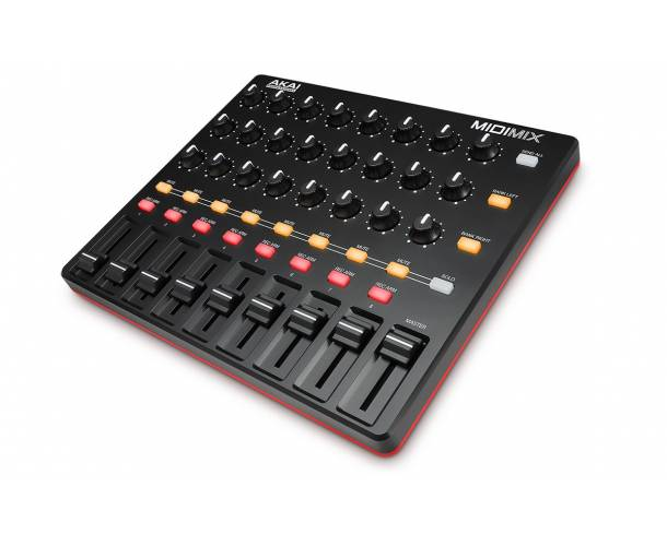 CONTROLEUR MIXER MIDI COMPACT