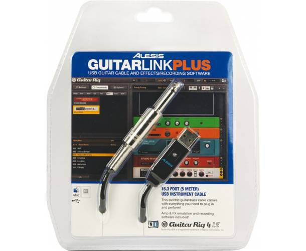 ALESIS - GUITAR LINK PLUS
