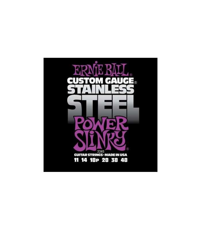 Power Slinky Stainless Steel