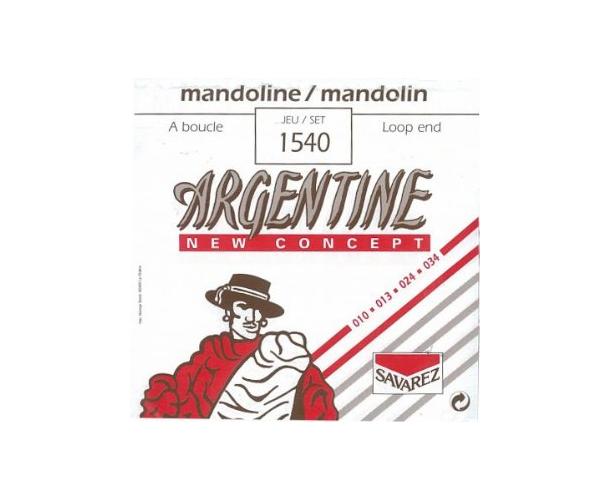ARGENTINE - JEU MANDOLINE