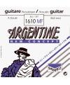 ARGENTINE – 1610MF JEU JAZZ/ACOUSTIQUE BOULE LIGHT
