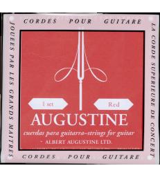 AUGUSTINE - CORDES NYLON ROUGE TIRANT NORM