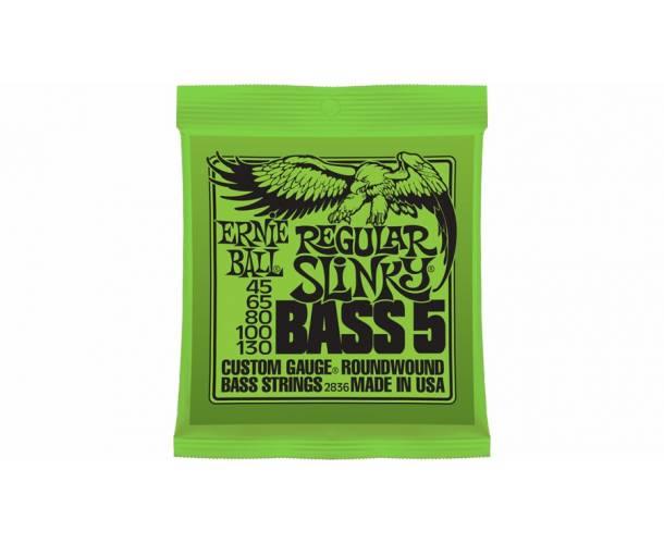 Regular Slinky 5 Cordes Basse