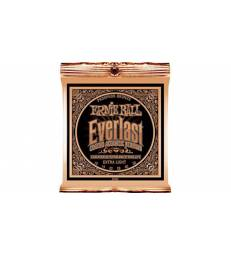 ERNIE BALL - EVERLAST COATED PHOSPHORE BRONZE ACOUSTIC EXTRA LIGHT