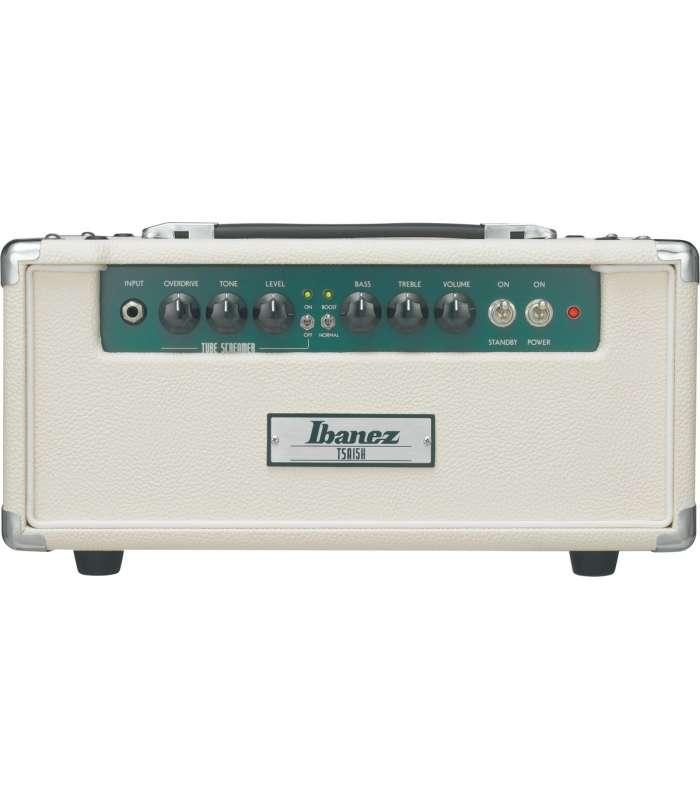 IBANEZ - TSA15H - tête à lampes 15W - circuit Tube Screamer