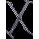 K&M - STAND CLAVIER EN X