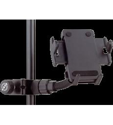 K&M - Support à clamper pour smartphone