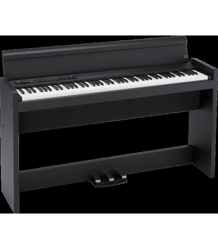 KORG - Piano amplifie LP-380 Blanc