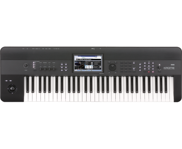 KORG - workstation krome 61 notes
