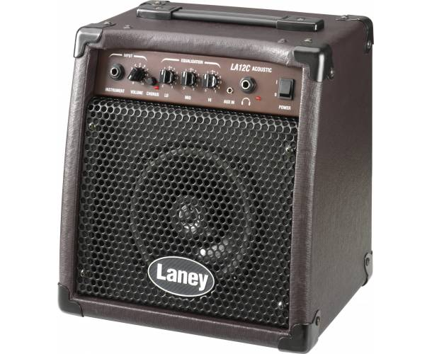 AMPLI LANEY ACOUSTIC LA 12W/1X6.5""