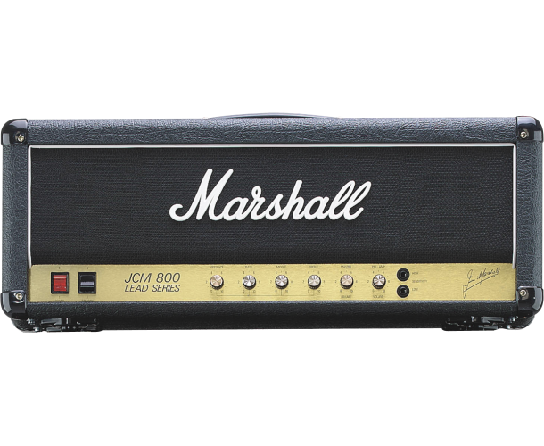 Marshall - TETE D'AMPLI JCM800 100 WATTS