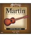 MARTIN - M630 CRYSTAL NYLON UKU BARITONE 22-35
