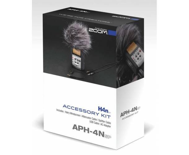 APH-4nSP - Pack d'accessoires pour H4nSP