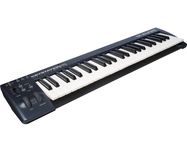 M-AUDIO - CLAVIER MAITRE USB 49 TOUCHES