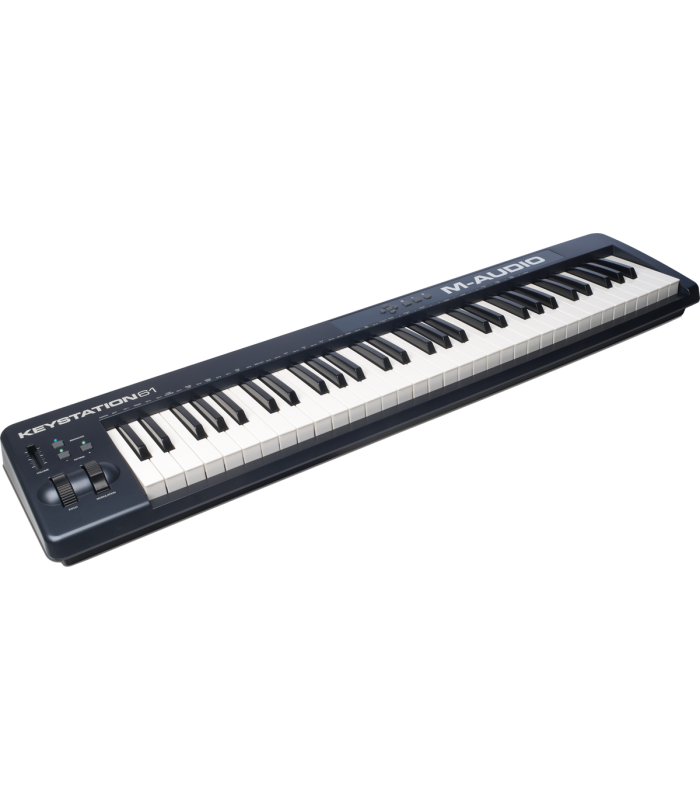 M-AUDIO - CLAVIER MAITRE USB 61 TOUCHES