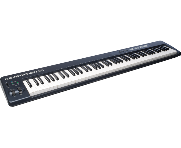 M-AUDIO - CLAVIER MAITRE USB 88 TOUCHES