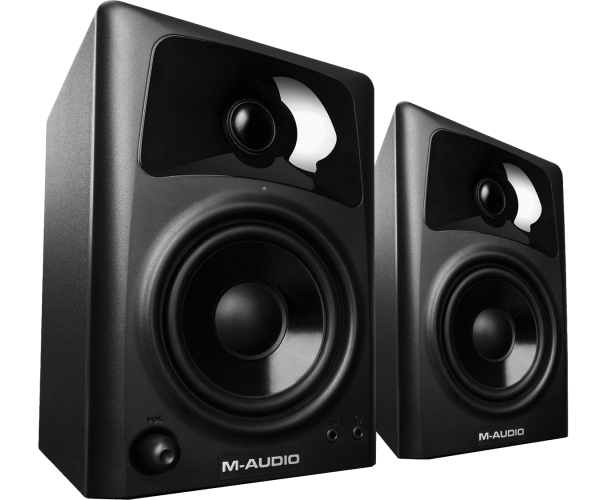 M-AUDIO - MULTIMEDIA 2 VOIES 2X20W (LA PAIRE)
