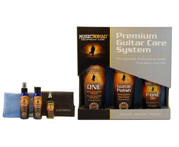 MN108 - Guitar care system