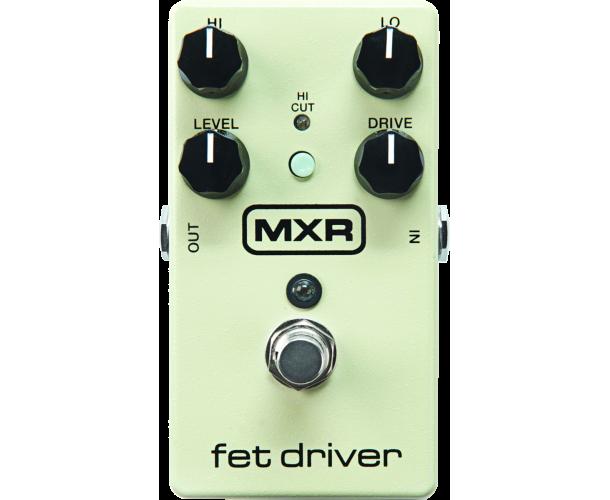 MXR - FET DRIVER