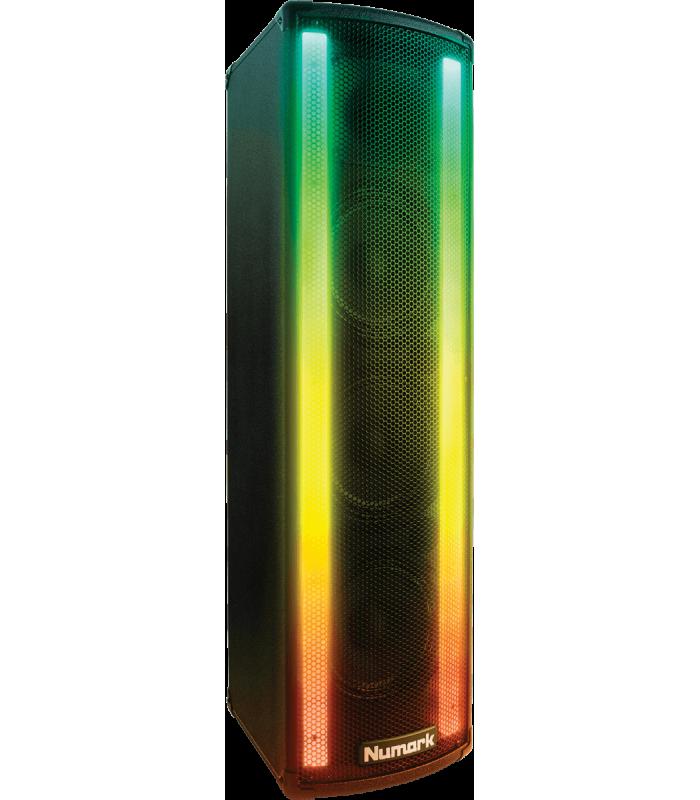 NUMARK - ENCEINTE LIGHTWAVE ACTIVE
