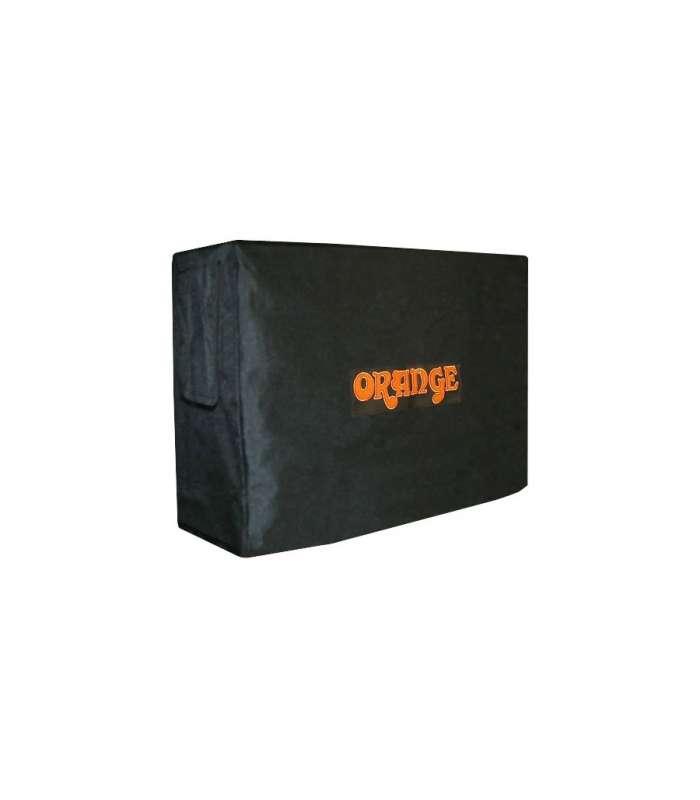 """ORANGE - HOUSSE POUR BAFFLE 4 X 12"""" PAN DROIT"""