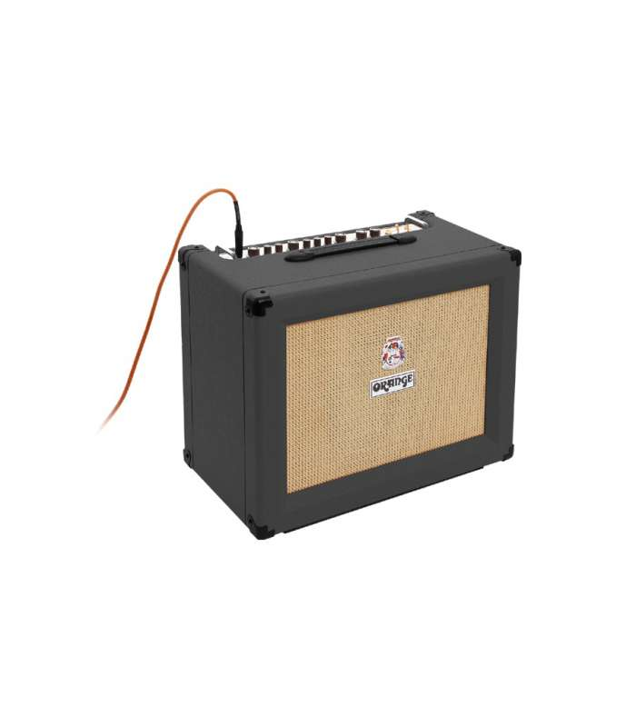 "ORANGE - COMBO CRUSH PRO 60W, 1X12"", 2 CANAUX, REV., NOIR"