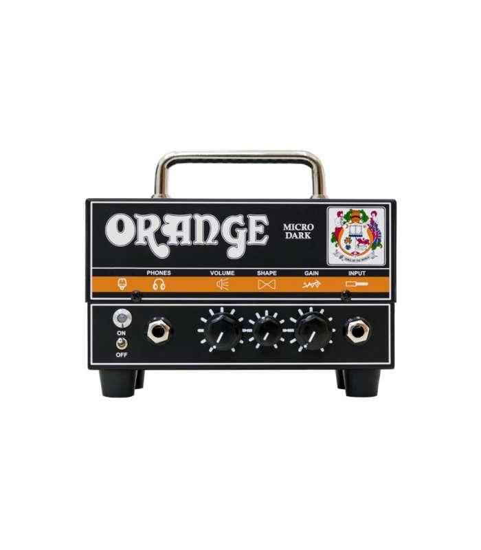 ORANGE - TÊTE 20W MICRO DARK, HYBRIDE 1X12AX7