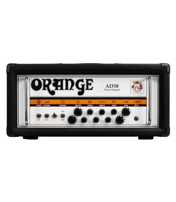 ORANGE - AD30 HTC, TÊTE GUITARE, NOIR