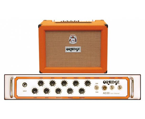 ORANGE - AD30 TC, COMBO GUITARE
