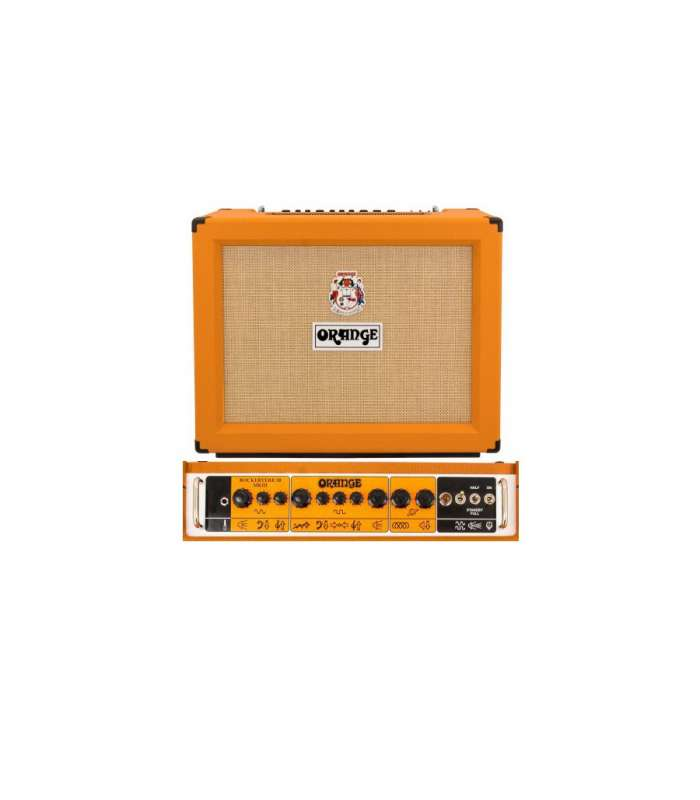ORANGE - ROCKERVERB 50W, COMBO GUITARE RK50C212 MKIII