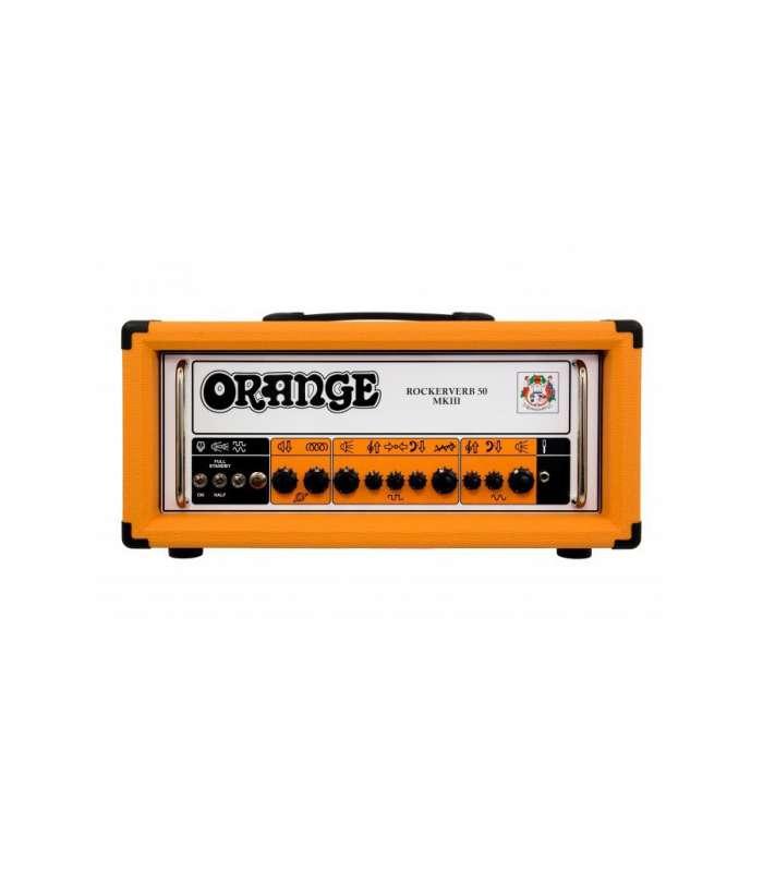 ORANGE - ROCKERVERB 50W, TÊTE GUITARE RK50H MKIII