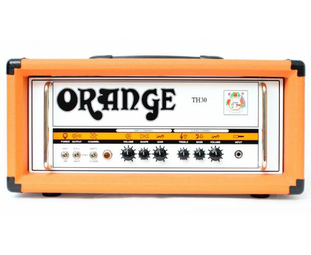 ORANGE - TETE THUNDER 30