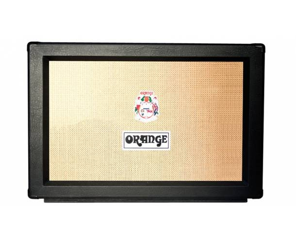 ORANGE - BAFFLE PPC212B BLACK