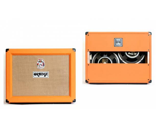 ORANGE - BAFFLE PPC212, OPEN BACK